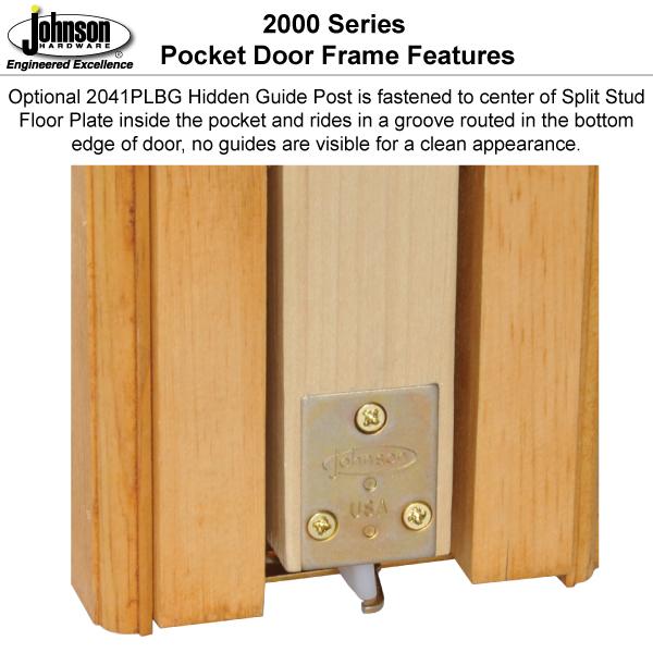 2000 Series Pocket Door Frame Jhusa Net Sliding