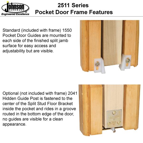 Johnson Hardware 2511 Pocket Door Frame Jhusa Net